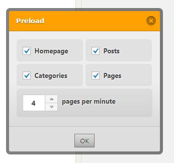 Snelheid WordPress website verbeteren met cache plugin